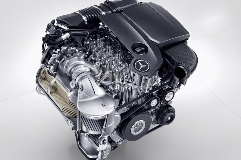 Mercedes Motor Om654 Nieuwe Oervader Garage Neirynck